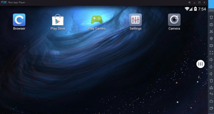TuTuApp sur PC avec Nox App Player